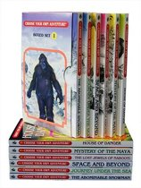 Box Set #6-1 Choose Your Own Adventure Books 1-6