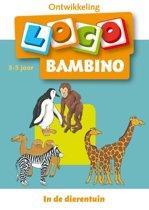 Boek cover Bambino Loco / 3-5 jaar / deel In de dierentuin van Michael Junga (Paperback)