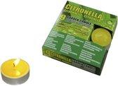 Citronella Waxinelichtjes - 9 stuks