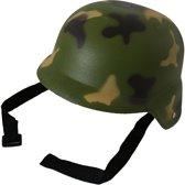 Toi-toys Helm Militair Leger Groen