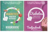 Het Diabetes Omkeren Methode Kookboek & Toetjesboek Combinatie Aanbieding