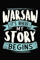 Warsaw It's where my story begins
