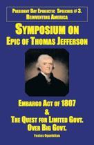 Symposium on Epic of Thomas Jefferson