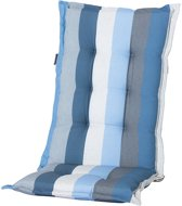 Madison Tuinstoelkussen hoog 50x123 Victoria Blue