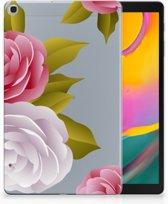 Backcase Samsung Tab A 10.1 (2019) Roses