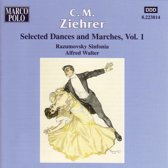 Ziehrer: Selected Dances & Marches Vol 1 / Alfred Walter