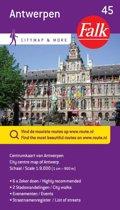 Falk citymap & more 45 - Antwerpen