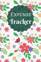 Expense Tracker: Expense Tracker - A High Quality Glossy 6'' x 9'' Tracker / Expense Logbook. This well designed Expense Tracker is perfe