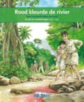 Rood kleurde de rivier - indonesië