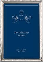 Henzo Cambridge - Fotolijst - Fotomaat 13x18 cm - Zilver