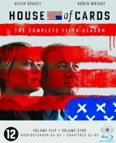 House Of Cards - Seizoen 5 (USA) (Blu-ray)