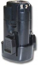 Accu Batterij Akku Black & Decker BDCDMT112 - 12V 1500mAh
