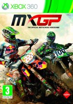 MXGP, The Official Motocross Videogame  Xbox 360