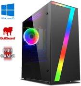 Vibox Gaming Desktop Killstreak GL760-108 - Game PC