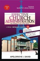 Effective Church Administration Volume 2