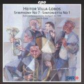 Symphony No7/Sinfonietta No1