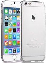 SMH Royal - Siliconen Ultra Dun Gel TPU iPhone 6 Hoesje Transparant
