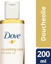 Dove Care & Oil Shower Nourishing Care oil - 200 ml - Douche Olie