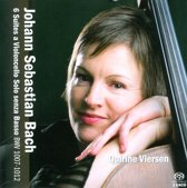 Complete Suites For Cello Solo