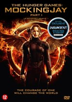 DVD cover van The Hunger Games - Mockingjay (Part 1)