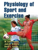 Omslag van 'Physiology of Sport and Exercise 6th Edition'