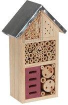 Insectenhotel bijenhuis - vlinderhuis 26x16x9cm