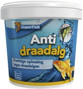Superfish Anti Draadalg - Algenmiddelen - 1000 ml 10000 L