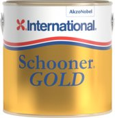International schooner gold 2,5 ltr
