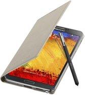 Samsung Flip Wallet voor de Samsung Jet Note 3 - Grijs