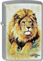 Aansteker Zippo Linda Picken Lion