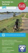 Falkplan fietskaart 7 - Vechtdal en Salland
