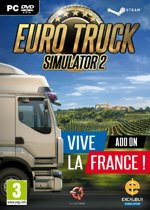 Euro Truck Simulator 2 - Vive La France - Add-on - PC