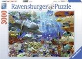 Ravensburger puzzel leven onder water 3000 stukjes