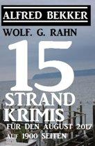 15 Strand-Krimis
