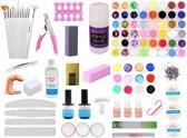 XXL Acrylnagels Starterspakket - Acryl Nagels Starter Kit Set - Nail Art Decoratie Pakket