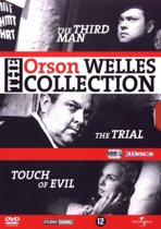 Orson Welles Box 3DVD (Third Man, Trial & Touch Of Evil)