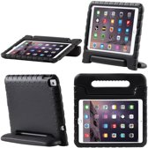 SMH Royal - iPad Air 2 hoes voor kinderen | Foam for Kids | Shockproof Case Hoesje / Cover / Hoes / Bumper / Tablethoes/ Proof | Zeer sterk | Met Handige Handvat | Zwart