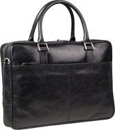 d70718c8bcf bol.com | Leather bag Rosenborg - zwart - voor tot 16