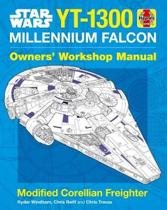 Star wars corellian freighter yt-1300 owners' workshop manual