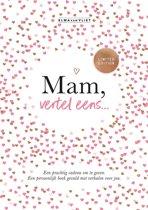 Boek cover Mam, vertel eens... van Elma van Vliet (Hardcover)