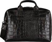 MYOMY MY PHILIP BAG Business Laptoptas - croco black