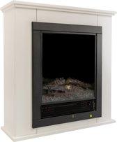 MaxxHome Elektrische Heater sfeerhaard met schouw 1800 Watt