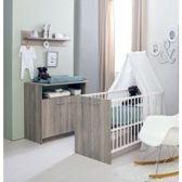 Babykamer Rene Ledikant - + Kommode