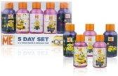 Minions 5-Days Giftset