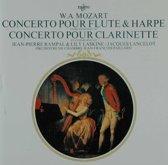 Mozart For Flute, Harp, Clarinet