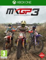 MXGP 3 - The Official Motocross Videogame /Xbox One