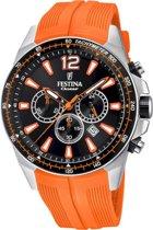 Festina The Originals horloge  - Oranje