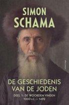 De geschiedenis van de joden Deel 1 de we woorden vinden 1000 v.C. - 1492