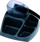 Essentials Green Compact Office accessoire houder - grijs