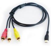 OTB AV kabel voor Sony Video camera VMC-15MR2 - 1,5 meter